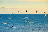 Flysurf à la pointe magnin