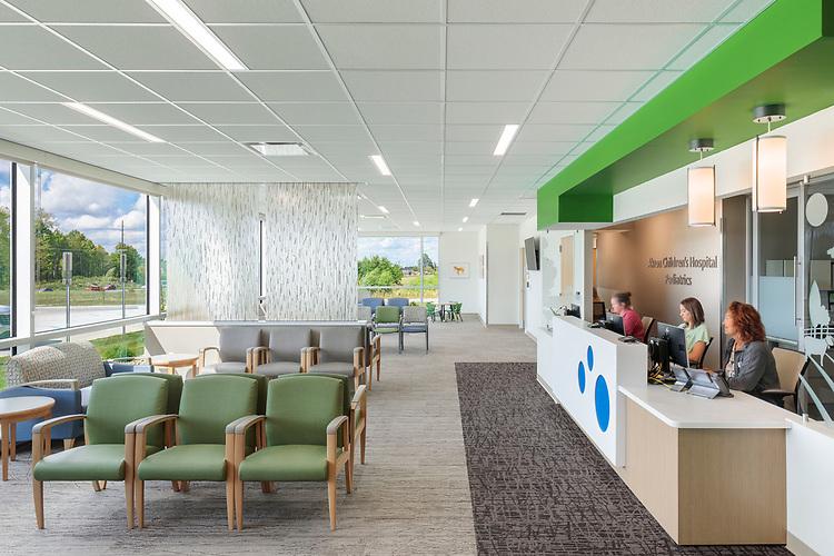 Akron Mansfield Health Center - Akron Children's Hospital | Hasenstab Architects