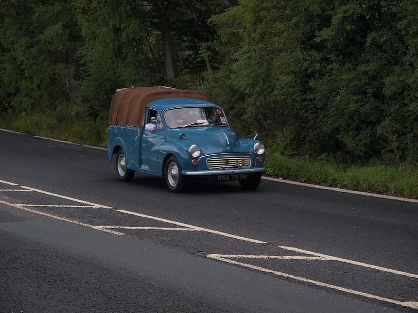 Morris Minor Pick Up Trucks - 1969