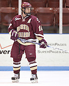 Chris Collins - The Boston College Eagles defeated the Providence College Friars 4-1 on Saturday, January 7, 2006, at Schneider Arena in Providence, Rhode Island.