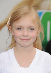 Elsie Fisher at The Universal Pictures' World Premiere of HOP held at Universal City Walk in Universal City, California on March 27,2011                                                                               © 2010 Hollywood Press Agency