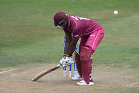 Andre Russell (West Indies) is borked by Trent Boult (New Zealand) during West Indies vs New Zealand, ICC World Cup Warm-Up Match Cricket at the Bristol County Ground on 28th May 2019
