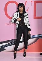 03 June 2019 - New York, New York - Teyana Taylor. 2019 CFDA Awards held at the Brooklyn Museum. <br /> CAP/ADM/LJ<br /> ©LJ/ADM/Capital Pictures