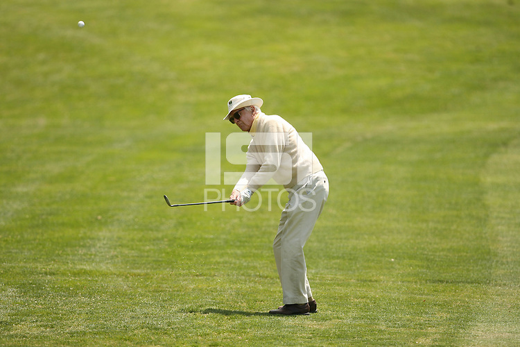 2 May 2007: Sandy Tatum in the Shultz Cup tournament, a fundraiser for the men's and women's golf programs, play at the Stanford Golf Course in Stanford, CA.