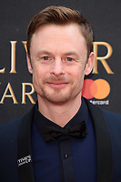 Christopher Wheeldon arriving for the Olivier Awards 2018 at the Royal Albert Hall, London, UK. <br /> 08 April  2018<br /> Picture: Steve Vas/Featureflash/SilverHub 0208 004 5359 sales@silverhubmedia.com