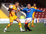 Tom Hateley and Kris Boyd