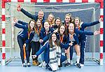 SCHIEDAM - NK reserveteams zaalhockey. Finale Tilburg D2-HDM D2 (1-3) .  Tilburg D2 met zilver..    COPYRIGHT KOEN SUYK