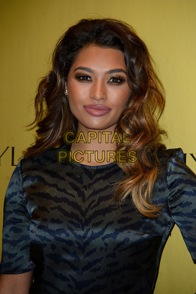 LONDON, ENGLAND - OCTOBER 21: Vanessa White attends Myla 15th Anniversary Celebration Party at the Odeon Myla HQ, on October 21, 2014 in London, England. <br /> CAP/CJ<br /> &copy;Chris Joseph/Capital Pictures