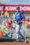 28 February 2019: New York Mets pitcher Jacob Rhame on the mound during a Spring Training game against the St. Louis Cardinals at Roger Dean Stadium in Jupiter, Florida. The Mets defeated the Cardinals 3-2 in Grapefruit League play. Mandatory Credit: Ed Wolfstein Photo *** RAW (NEF) Image File Available ***