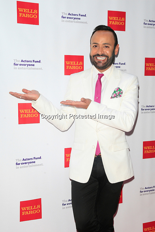 LOS ANGELES - JUN 7: Nick Verreos at the Actors Fund's 19th Annual Tony Awards Viewing Party at the Skirball Cultural Center on June 7, 2015 in Los Angeles, CA