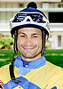 Xavier Perez at Delaware Park racetrack on 6/23/14