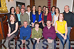 Anne Slattery, Fenit, celebrates her retirement from Kerry County Council with colleagues at the Grand Hotel on Friday