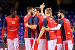 Turkish Airlines Euroleague 2017/2018.<br /> Regular Season - Round 28.<br /> FC Barcelona Lassa vs Baskonia Vitoria Gasteiz: 73-86.