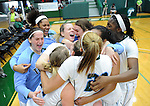 Tulane vs So. Miss (Women's BBall 2014)