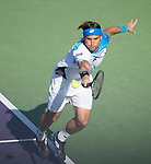 David Ferrer (ESP) Defeats Jurgen Meltzer (AUT)