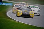 Harry Woodhead - BOMAG Racing Ginetta G40