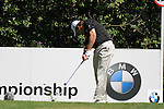 Lee Westwood teeing off ont eh 7th.during round three of the BMW PGA championship 2010 at Wentworth golf club, Surrey England..Picture Fran Caffrey/Newsfile.ie