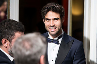 Juan Betancourt attends a dinnerorganized by Vogue at Hotel Santo Mauro in Madrid, Spain. January 18, 2018. ALTERPHOTOS/Borja B.Hojas/Insidefoto