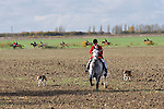 Belvoir Hunt at Horbling 1/11/11