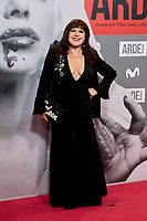 Loles Leon attends to ARDE Madrid premiere at Callao City Lights cinema in Madrid, Spain. November 07, 2018. (ALTERPHOTOS/A. Perez Meca) /NortePhoto.com