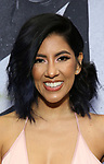 "Stephanie Beatriz attends the Broadway Opening Night Performance for ""Beetlejuice"" at The Wintergarden on April 25, 2019  in New York City."