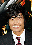 "HOLLYWOOD, CA. - August 06: Byung-hun Lee arrives at a special screening of ""G.I. Joe: The Rise Of The Cobra"" on August 6, 2009 in Hollywood, California."