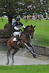William Fox Pitt riding Seacookie