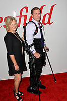 Gary A. Linfoot &amp; Mari Linfoot at the opening celebration for Westfield Century City at Century City, Los Angeles, USA 03 Oct. 2017<br /> Picture: Paul Smith/Featureflash/SilverHub 0208 004 5359 sales@silverhubmedia.com