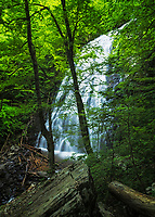 Crabtree Falls, Blue Ridge Parkway