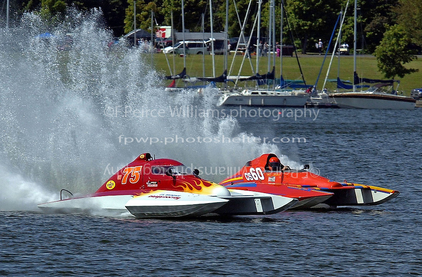 S-75 and CS-60.      (2.5 Litre Stock hydroplane(s)