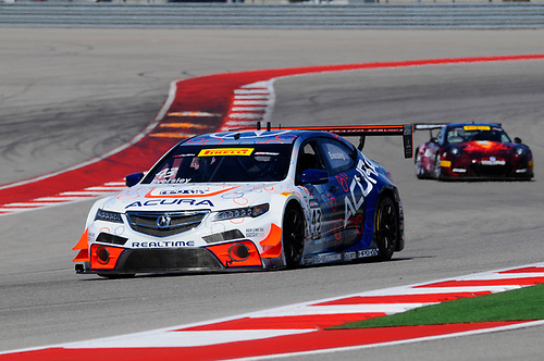 3-6 March, 2016, Austin, Texas, USA<br /> #43 Ryan Eversley, Acura TLX-GT<br /> © 2016, Jay Bonvouloir, ESCP