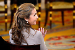Princess Elena of Spain attends the Order of Golden Fleece (Toison de Oro), ceremony at the Royal Palace. January 30,2018. (ALTERPHOTOS/Pool)