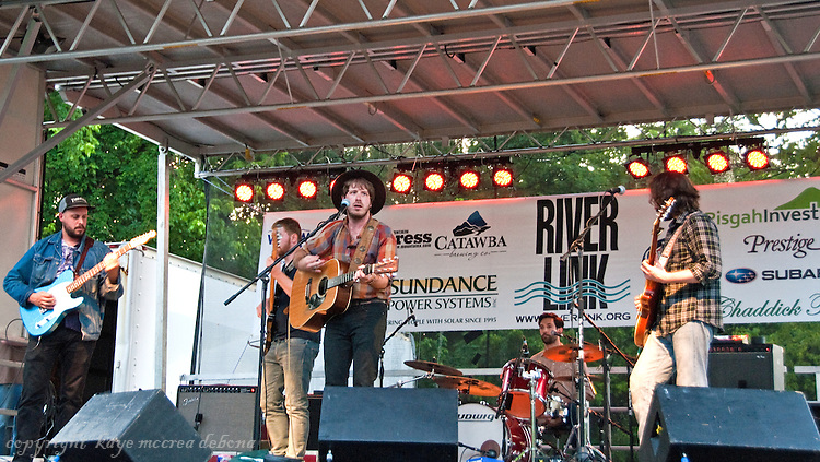 Asheville Riverlinks River Music Concerts