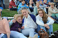 FIERLJEPPEN: IJLST: Watte Abma Skânsen, 05-06-2013, Fierljepferiening Drylts e.o., Marrit van der Wal, ©foto Martin de Jong