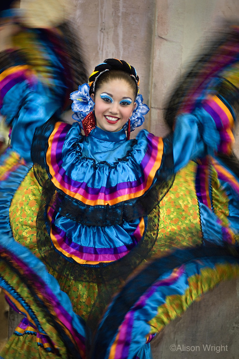 Dancer at mazatlan, Mexico, 2009
