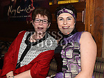 Collette and Ruth Weldon at the Oscars fancy dress party in Watters of Collonin aid of the Gary Kelly Cancer Support Centre.  Photo:Colin Bell/pressphotos.ie