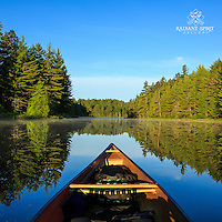 &quot;Tranquil Morning Paddle&quot;<br />