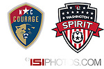 Cary, North Carolina - July 8, 2017: North Carolina Courage 2-0 Washington Spirit at Sahlen's Stadium at WakeMed Soccer Park in a 2017 NWSL Regular Season game. Photos available through www.ISIphotos.com