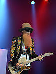"ZZ Top performing in Cork as part of the ""Live at the Marquee' series of concerts. Photo:Colin Bell/pressphotos.ie"
