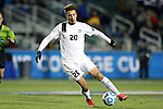 12 December 2014: Providence's Daniel Neustadter (GER). The University of California Los Angeles Bruins played the Providence College Friars at WakeMed Stadium in Cary, North Carolina in a 2014 NCAA Division I Men's College Cup semifinal match. UCLA won the game 3-2 in overtime.