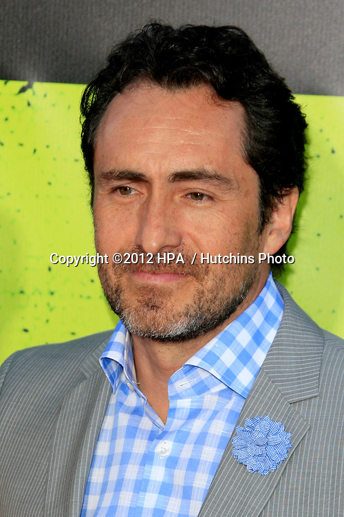 "LOS ANGELES - JUN 25:  Demian Bichir arrives at the ""Savages"" Premiere at Village Theater on June 25, 2012 in Westwood, CA"