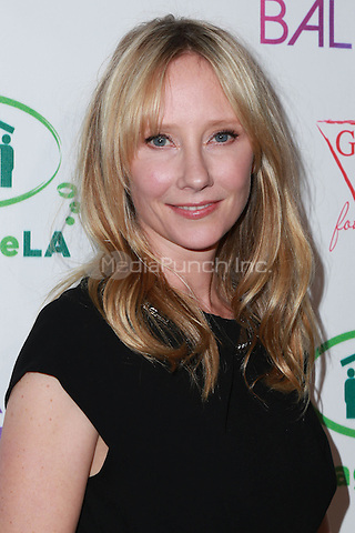 WEST HOLLYWOOD, CA - Anne Heche at the 2015 Imagine Ball Benefiting Imagine LA at the  House of Blues in West Hollywood, California on June 4, 2015. Credit: David Edwards/MediaPunch