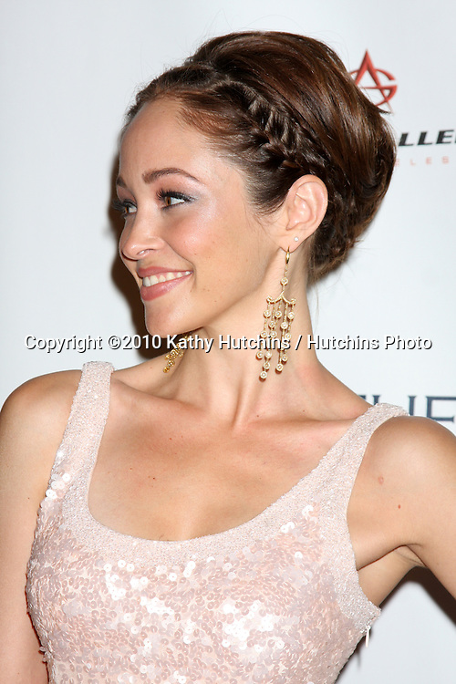 LOS ANGELES - SEP 25:  Autumn Reeser arrives at the Pink Party 2010 at W Hollywood Hotel on September 25, 2010 in Los Angeles, CA