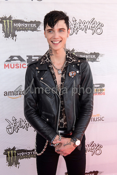 2016 alternative press music awards red carpet arrivals admedia
