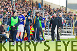 Kerry Manager Eamonn Fitzmaurice Kerry v  Mayo in the first round of the National Football League at Fitzgerald Stadium Killarney on Sunday.