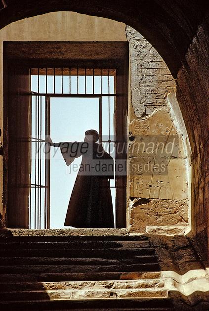 Afrique/Egypte/Abydos: Le temple de Séti I