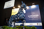 Longines Masters of Hong Kong at AsiaWorld-Expo on 10 February 2018, in Hong Kong, Hong Kong. Photo by Yuk Man Wong / Power Sport Images