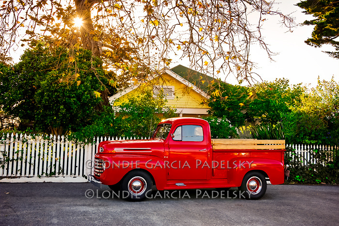 1949 Vintage Ford Truck, San Luis Obispo, California