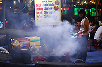 Street food in <br />  Hoi An, January, 2017