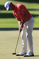 Wade Ormsby (AUS) putts during Saturday's Round 3 of the 2018 Turkish Airlines Open hosted by Regnum Carya Golf &amp; Spa Resort, Antalya, Turkey. 3rd November 2018.<br /> Picture: Eoin Clarke | Golffile<br /> <br /> <br /> All photos usage must carry mandatory copyright credit (&copy; Golffile | Eoin Clarke)